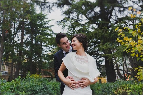 Foto di matrimonio spontanee